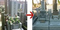 お墓の移転(改葬)