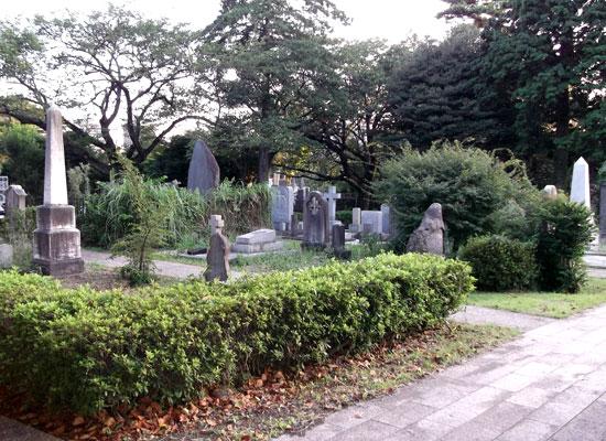 青山霊園_4