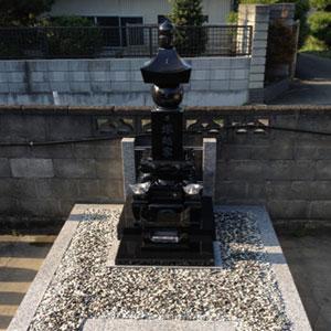 インド黒建墓例
