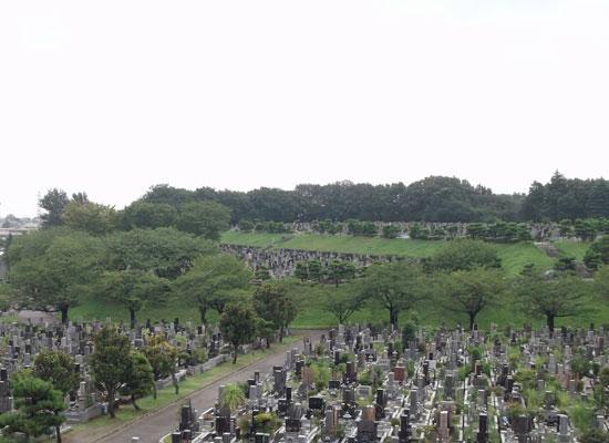 緑ヶ丘霊園_5