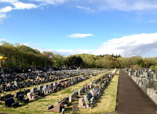 峰山霊園墓所画像2