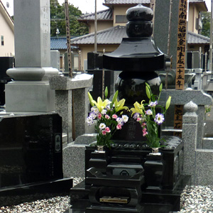 インドクンナム鎌倉型五輪塔