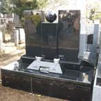 インドPONデザイン墓石