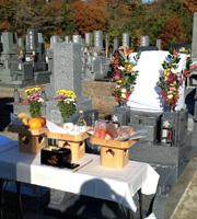 愛知の墓石
