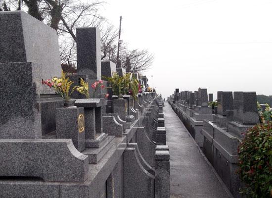 浦山墓園1