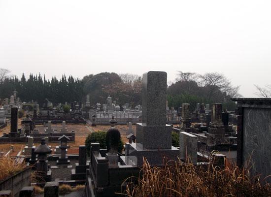 浦山墓園4