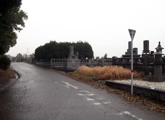 浦山墓園5