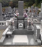 兵庫のセット墓石