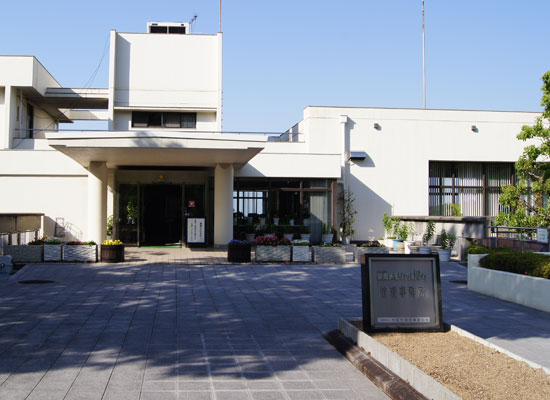泉南メモリアルパーク事務所