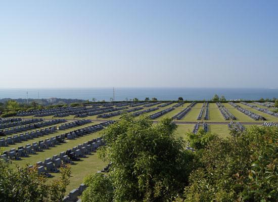 泉南メモリアルパーク海の見える墓所