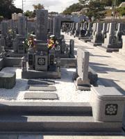 大阪のセット墓石