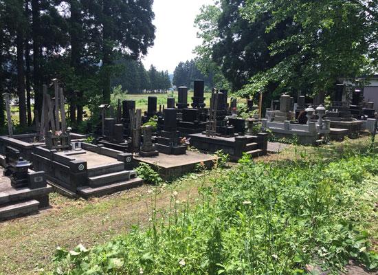 悪戸野墓園1