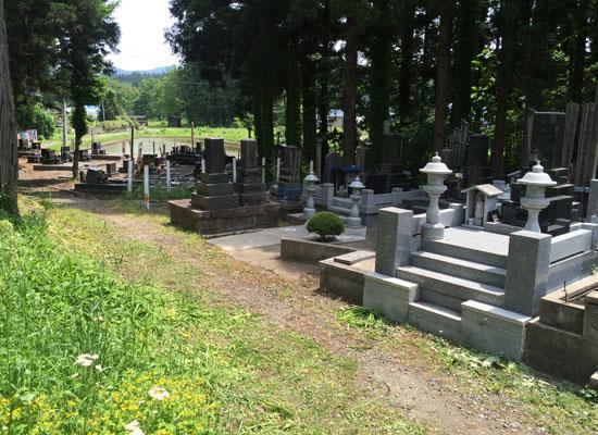 悪戸野墓園2