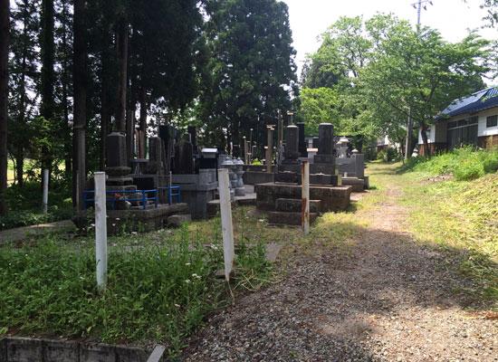 悪戸野墓園3