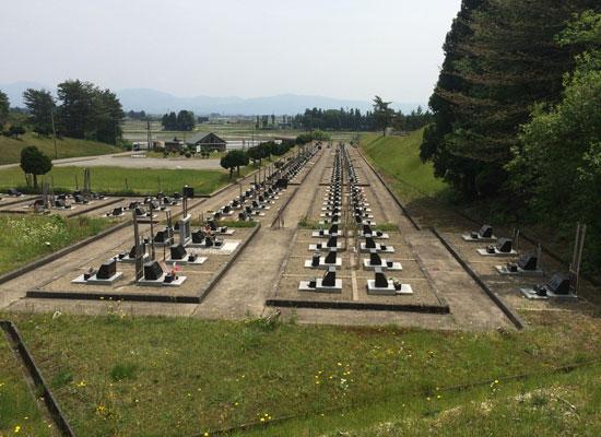 大曲墓園3