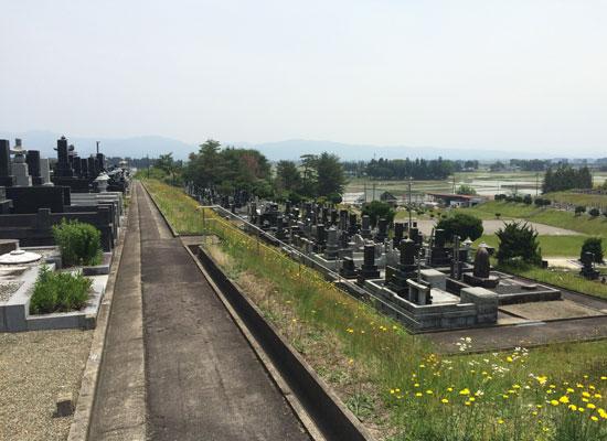 大曲墓園4