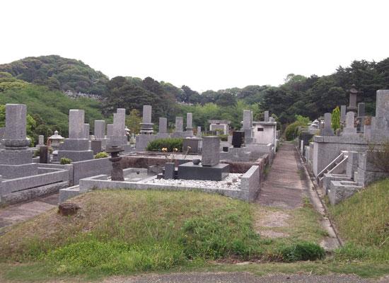 福岡市平尾霊園4