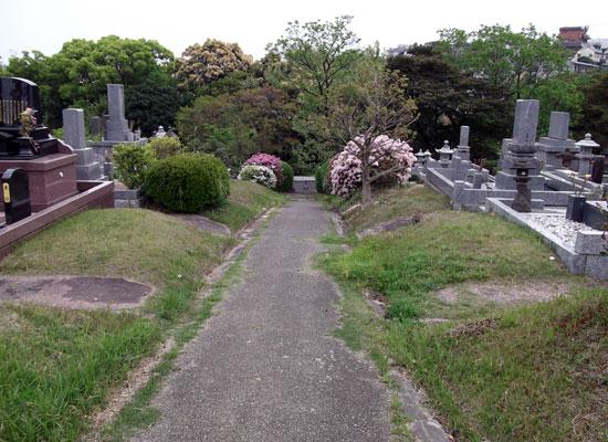福岡市平尾霊園5