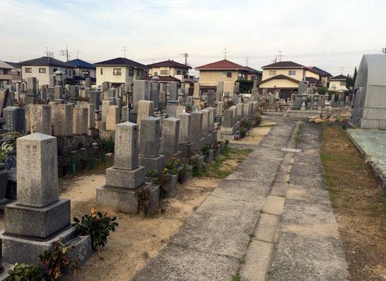 今保墓地2