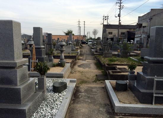 今保墓地4