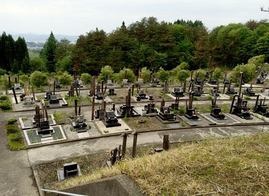 鷹巣石ノ巻岱墓園-2