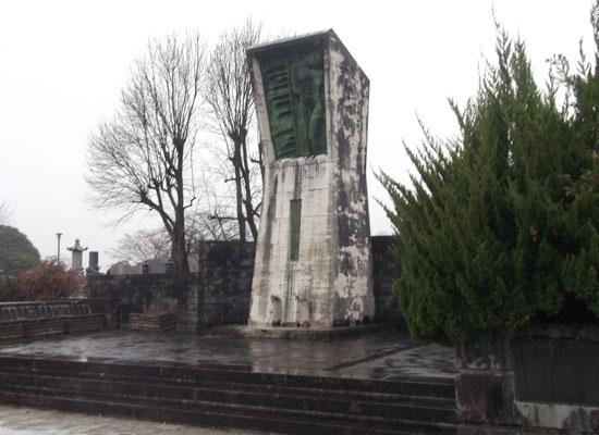 熊本市営小峰墓地4