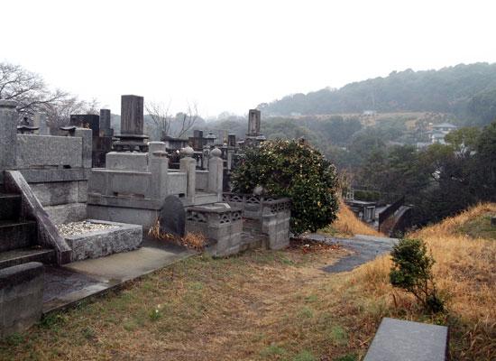 熊本市営小峰墓地5