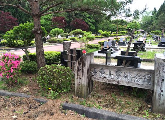 小森山墓地公園-1