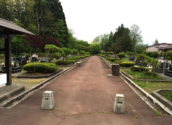 小森山墓地公園-2