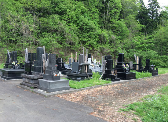 合川松ヶ丘墓園-2
