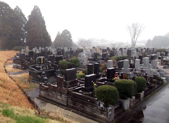 桃尾墓園3