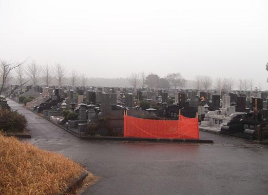 桃尾墓園5