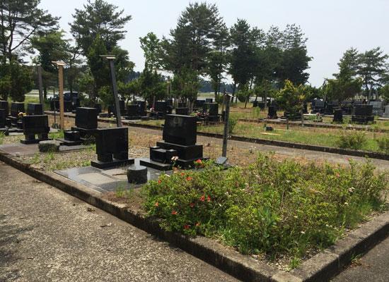 太田東部墓園2