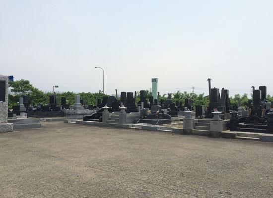 仙北墓地公園2