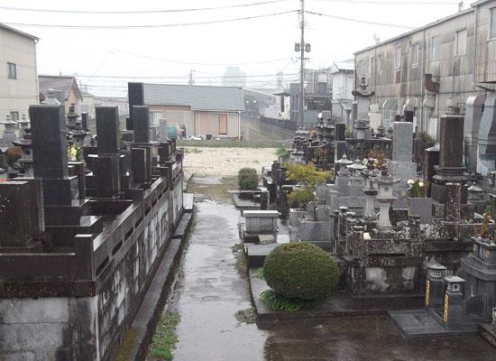 城山墓園1