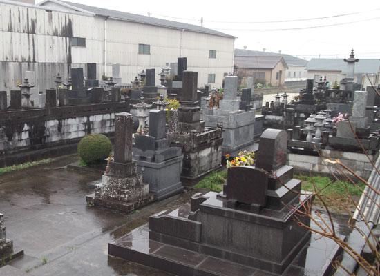 城山墓園3