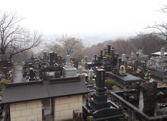 城山墓園4