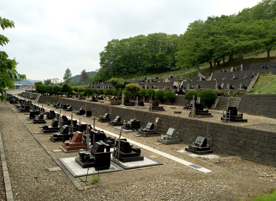 田代墓地公園-1