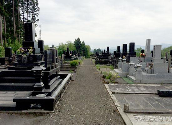 合川鳥屋岱墓園-2