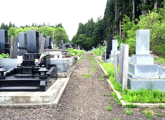 合川鳥屋岱墓園-3
