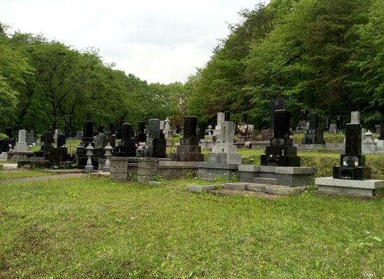 十瀬野公園墓地-2