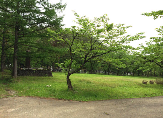 十瀬野公園墓地-3
