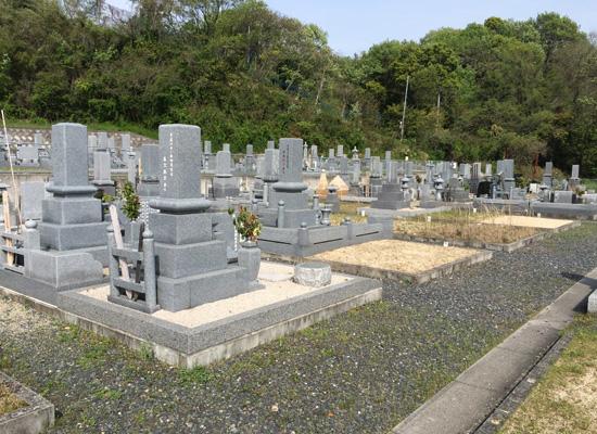 山手奥田墓地1