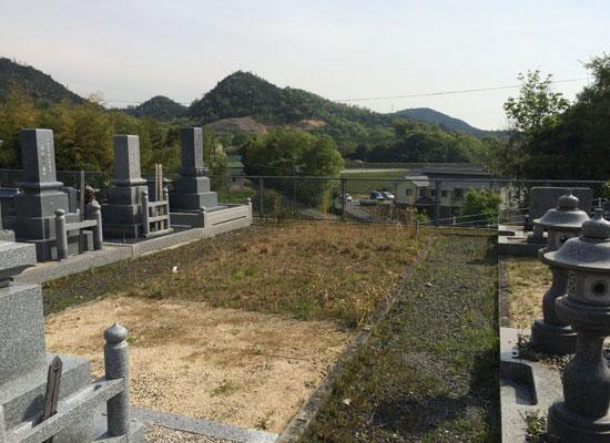 山手奥田墓地2
