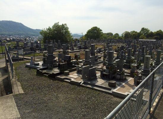 山手奥田墓地3