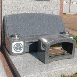 654洋型墓石