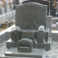 アーバングレー洋型墓石