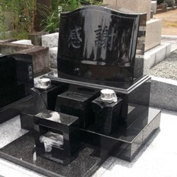 Y1洋型墓石