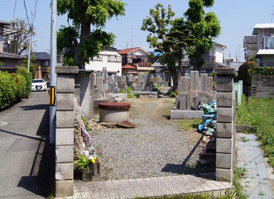 春日丘墓地2