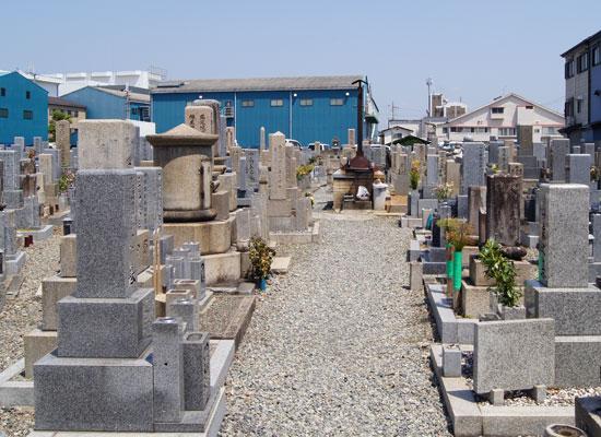 北河原墓地-1